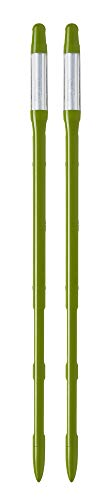SUSTEE Aquameter (Juego de 2 Piezas), Avisador de Riego para Plantas, Fácil de Usar, Evita Que Las Plantas se marchiten, No se Necesitan baterías o Pilas, 100% Hecho en Japón (Grande, Verde)