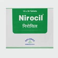 Max 45% OFF Solumiks Nirocil tablet 30 Ranking TOP15