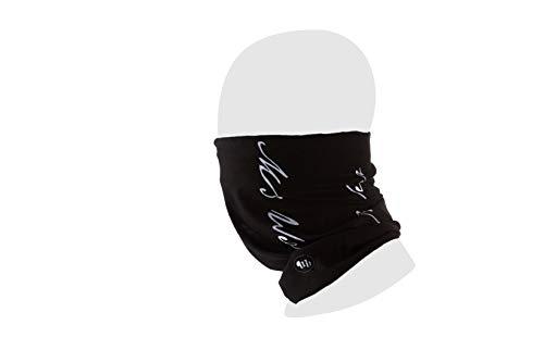 MB Wear Tour de Cou Black Mixte Adulte, Noir, FR Fabricant : Taille Unique