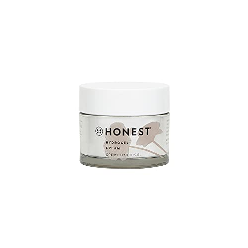 Honest Beauty Hydrogel Cream with Two Types of...