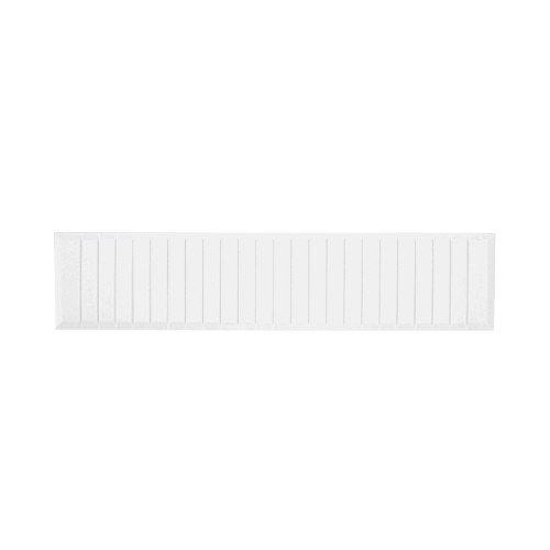 Abdeckstreifen 12 Module für Kleinverteiler 40.12 MMR-12 0509