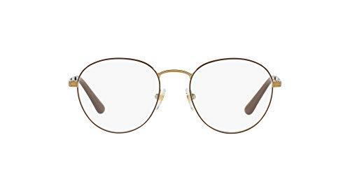 Vogue 0Vo4024, Monturas de Gafas para Mujer, Multicolor (Brown/Pale Gold), 50