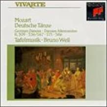 Mozart: German Dances Deutsche Tanze
