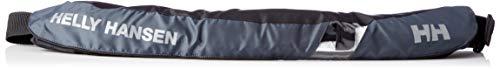 [ヘリーハンセン] ライフジャケット ヘリーインフレータブルベルトパック メンズ セーリング ボート マリンスポーツ ブラック Free