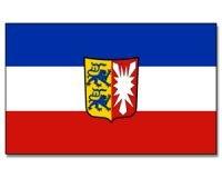 Flagge 90 x 150 : Schleswig-Holstein