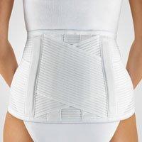 Bort Variobasic Rückenbandage Medium Weiss 1 St by Bort