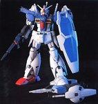 Rx-78 GP01Fb Gundam GP01Fb GUNPLA HGUC High Grade 1/144