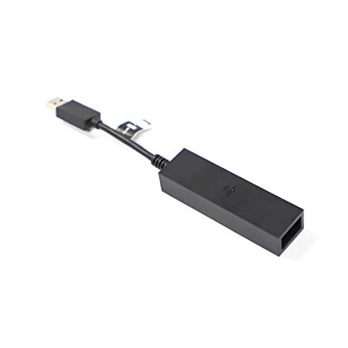 Para PS5 VR Cable adaptador, Mini adaptador de cámara Compatible para Sony PlayStation 5 PSVR Adaptador de cámara CFI-ZAA1 para PS5 PS4 VR 4 PS5VR Adaptador Conector Accesorios