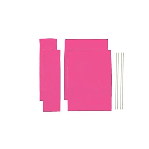 YTYZD coprisedile di Ricambio per Sedia Ersatzabdeckung Canvas Ersatzabdeckung Leinwand für Directors Stuhl, Faltbarer Regisseurstuhl Copertura Della Sedia (Color : I, Size : 2pcs)