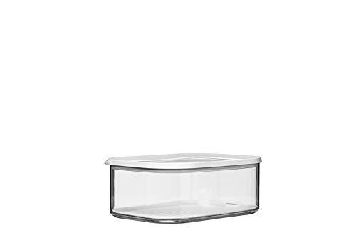Rosti Mapel Bote Modula para quesos, 2000 ml, Transparente