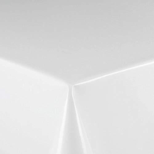 d-c-fix Partytischdecke Lackfolie 100 x 250 cm Farbe wählbar Weiß abwaschbare Tischdecke