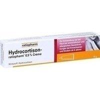 Hydrocortison-ratiopharm 0,5% Creme, 15 g Creme