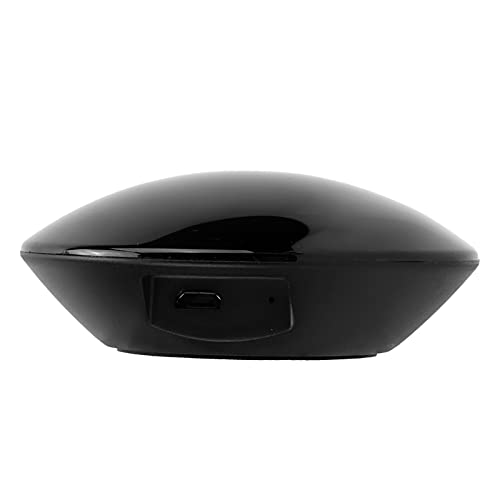 Smart Home Hub, WiFi Smart IR Remote Controller IR Control Hub Control de voz inteligente para Tuya Intelligent Life Automatización del hogar para diferentes electrodomésticos