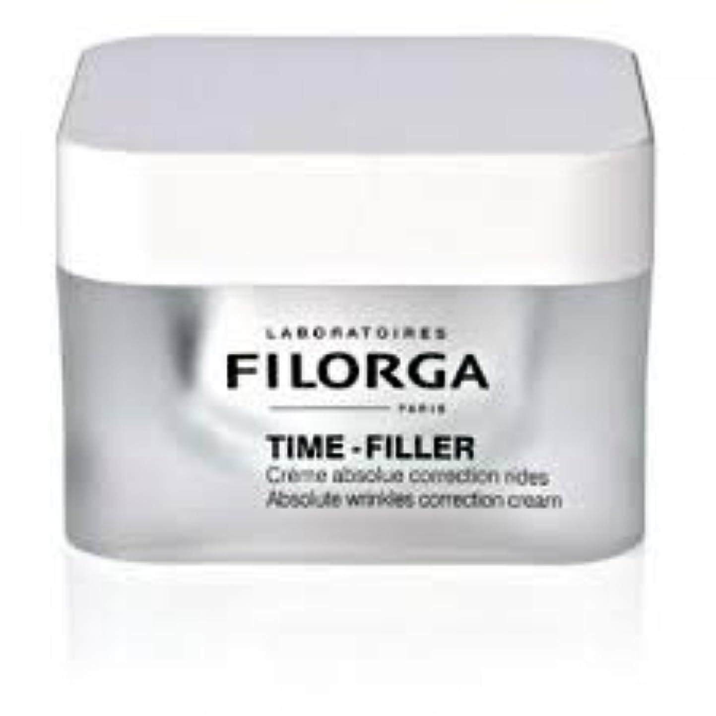 潜在的な酔う財布フィロルガ[FILORGA]タイム フィラー 50ML TIME FILLER 50ML [海外直送品] [並行輸入品]