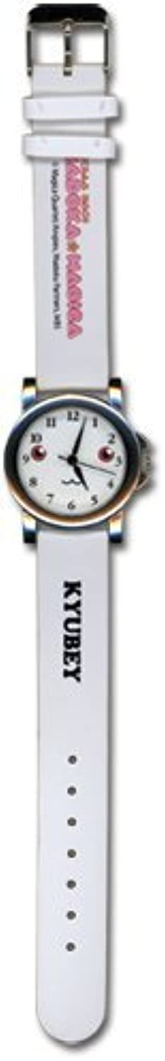 Madoka Magica Kyubey Watch by Animewild