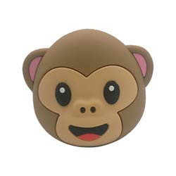 Celly Emoji Monkey Powerbank - Li-Ion pbmonkey2200br