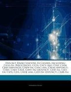 Articles On Defunct Radio Stations In Canada, including: Ckso-fm, Ridge Radio, Cfyn, Ckcy (am), Cinf, Cinw, Cjms (defunct)...