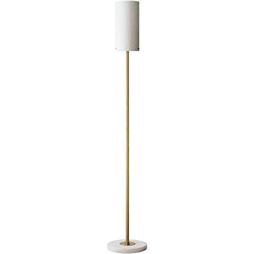 Busirsiz En la sala, hotel, dormitorio, dormitorio Lámpara de pie -Sofá mármol Lámpara de pie moderna sala de estar minimalista Lámpara de pie 152cm lig interruptor de lectura