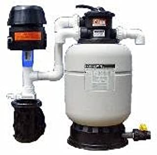 Aquadyne .60B Pressurized Filter - Ponds up to 1800 gallons