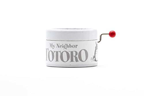 Caja de música de Mi vecino Totoro. El regalo para los fans de entrañable película de Miyazaki.