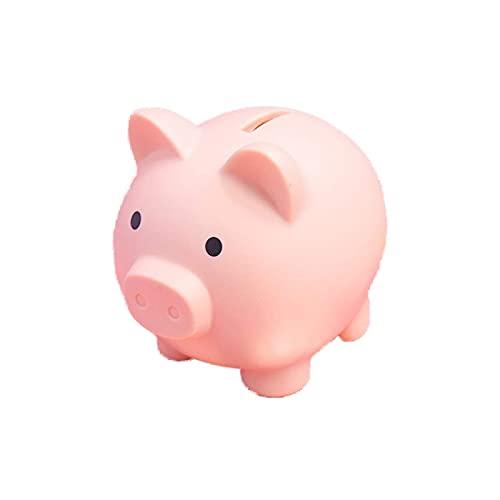 LRL Caja de ahorro de dinero para escritorio, decoración de escritorio, cajas pequeñas, almacenamiento de juguetes, ahorro de niños, gestión financiera, tarro de almacenamiento, juguetes novedosos