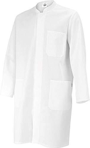 BP mantel voor hem en haar 1654 wit 3XL m.: 3XLn, wit