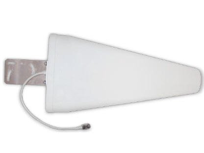 The Best SUPERLOG WIDE BAND DIRECTIONAL OUTDOOR RECEIVING ANTENNA (10 DBI LTE AND CEL BAN
