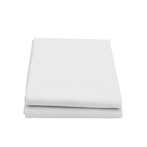 YAWN AIR Spannbettlaken für Luftbett, 65 % Polyester, Weiß, Doppelbett