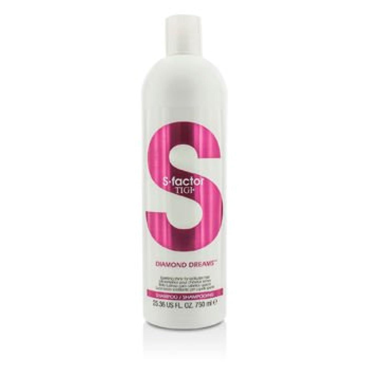 民間バター軸[Tigi] S Factor Diamond Dreams Shampoo (Sparkling Shine For Lacklustre Hair) 750ml/25.36oz