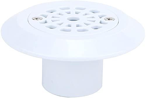 Universal Filter Type Zwembad Vloer Afvoer Afvoerkleping Drainer Vervanging Applicaten voor NAIANT Pool gebruik (1.5in…