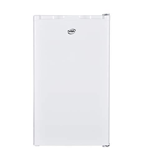 DAYA Congelador vertical DCV-90H Clase A+ Capacidad neta 60 litros Color blanco