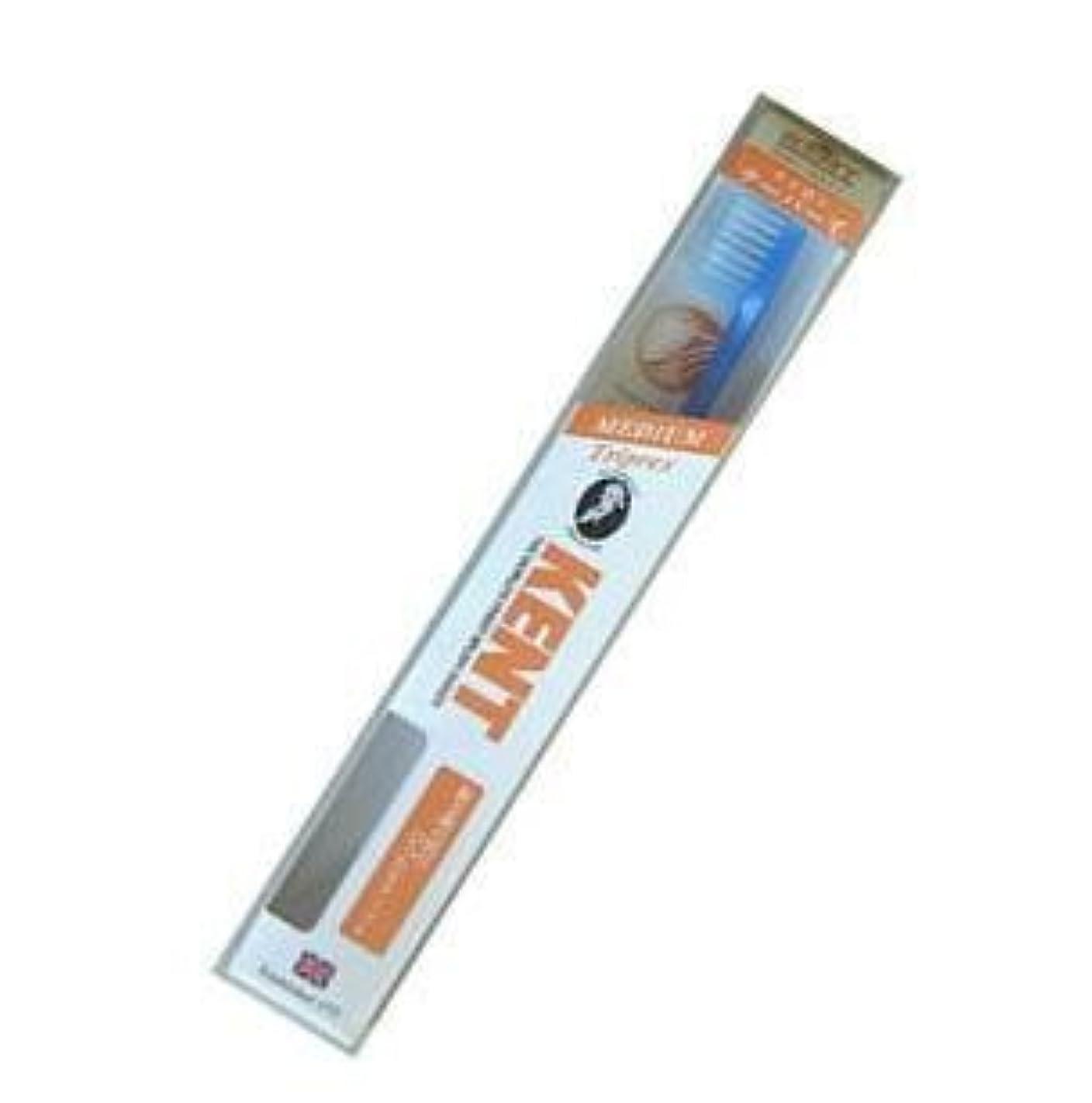 合金便利さ化合物KENT(ケント) トリプレックス ナイロン歯ブラシ コンパクトヘッド ふつう KNT9211
