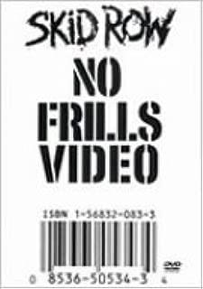 ノー・ファッキング・フリルズ [DVD]
