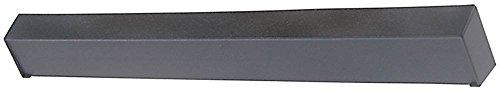 WINTERHALTER Griffleiste für Spülmaschine Winterhalter GS24 Länge 460mm blau Höhe 30mm Breite 52mm Lochabstand 125mm