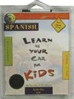 Learn in Your Car for Kids Spanish: On the Way to the Fiesta Activity Kit (Spanish Edition)