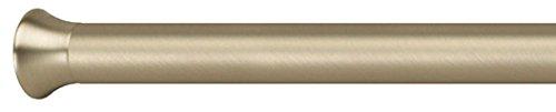 Umbra 244923-410 Chroma Bastone a Pressione per Tenda, Diametro 2.22 cm, 91.4 x 137.1 cm, Nickel