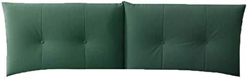 Sängkudde Double Gavel Säng Kudde Säng Kudde Gavel Rygg sängen och läsa Pillow bäddsoffa Rygg tatami matta Säng Kudde kudde (Color : B, Size : 120cm)
