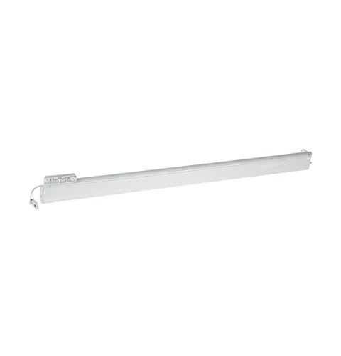 GE WR17X12591 Genuine OEM Moving Mullion Assembly (White) for GE French-Door Refrigerators
