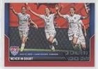 United States; Morgan Brian; Alex Morgan; Carli Lloyd United States, Morgan Brian, Alex Morgan, Carli Lloyd (Trading Card) 2015 Panini USA Soccer National Team - Memorable Moments #6