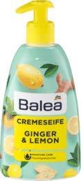 Balea Flüssigseife Ginger & Lemon, 1 x 500 ml