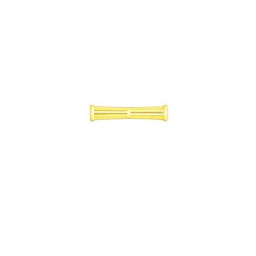 Mezzo - Bigoudis mini yoyo jaune long x12