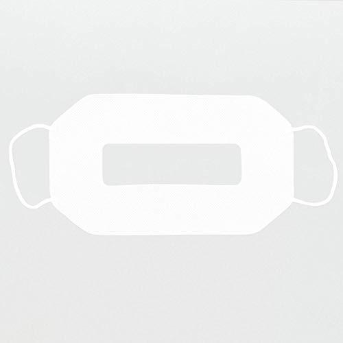 MoguraVR Ninja Mask NM-002 Hygiene Gesichtsmaske für VR Headset Goggle HTC Vive Oculus Rift PSVR Gear VR WindowsMR [PACK of 10 SHEETS]