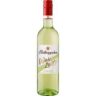 Rotkäppchen Weinzeit Weißwein lieblich, 6er Pack (6 x 0.75 l)