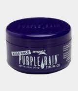 Ampro Purple Rain Stylin Gel Mega Hold Size: 6oz