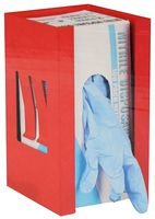 Duratool D02130 - Dispensador magnético de guantes/pañuelos