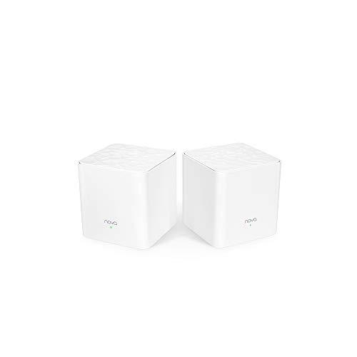 TENDA NOVA MW3 Whole Home Mesh Wi-Fi System (Pack of 2) White