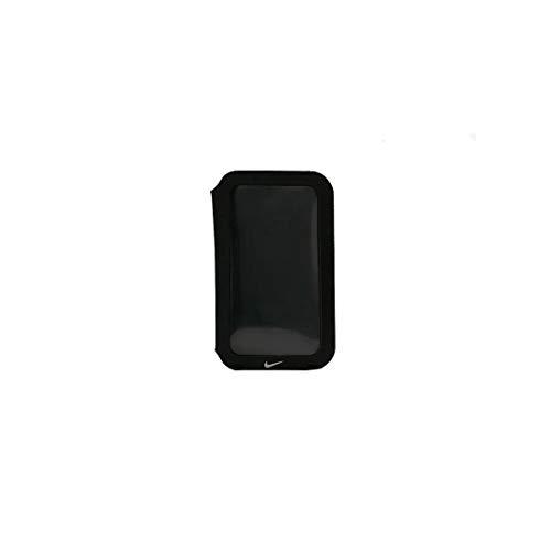Nike Unisex - Adulto Handheld, Black/Silver, One Size
