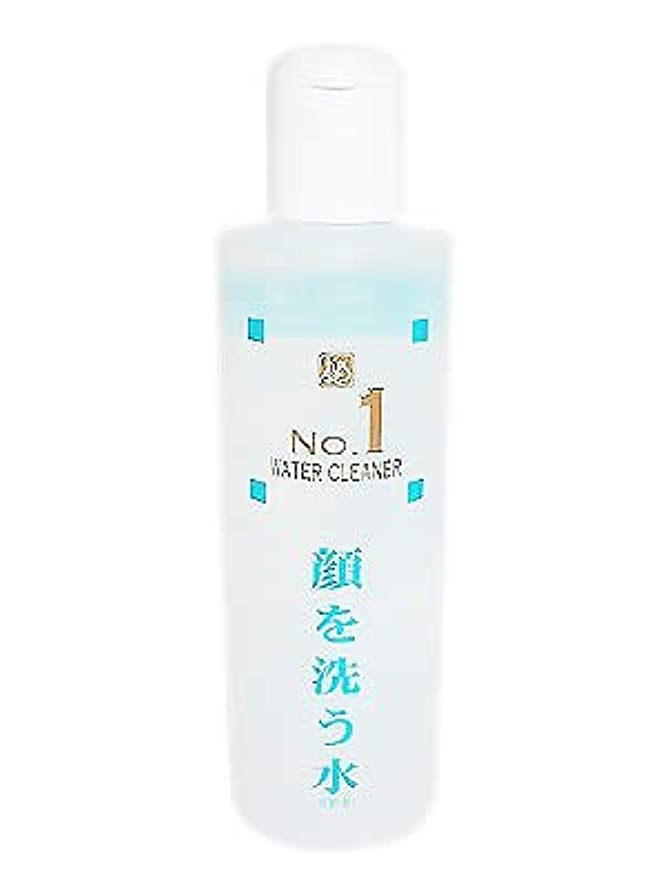 数学的な議題乳白顔を洗う水 No.1 ウォータークリーナー 洗顔化粧水 250ml