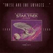 These Are The Voyages: A Three-Dimensional Star Trek Album