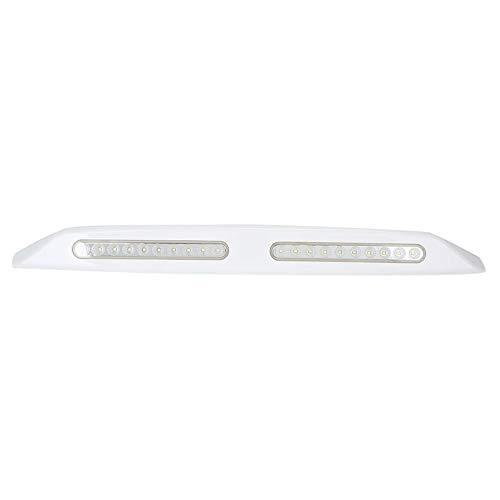Qii lu 20LED 12V 6W Spotlight IP56 waterdichte verlichtingslampaccessoire voor auto-luifel RV-jacht(Wit)